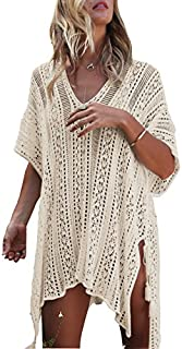 Wander Agio Beach Swimsuit for Women Sleeve Coverups...