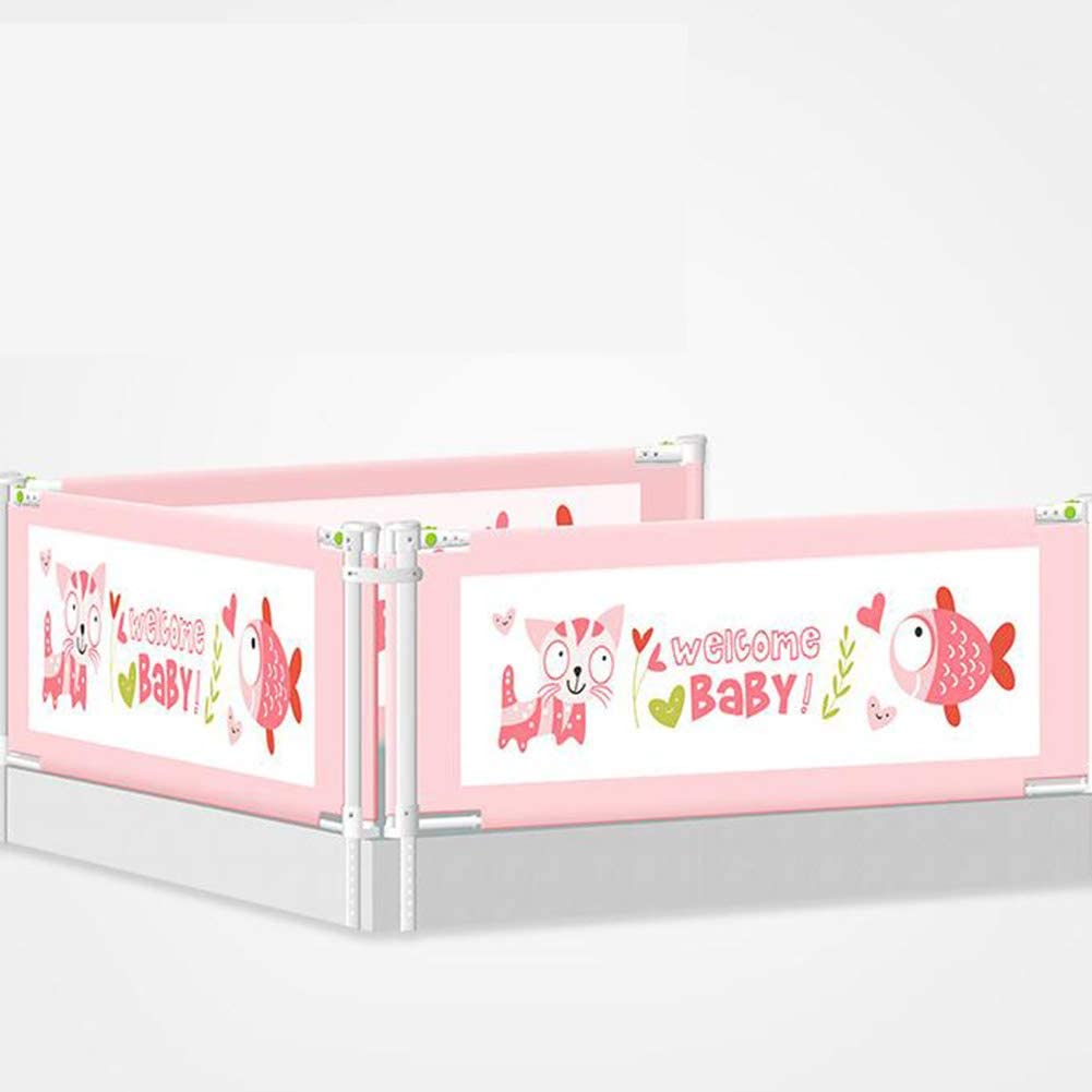 AIBAB Ranking TOP5 Child Bed Railing Baby Bedside Anti-Drop Quality inspection B Anti-Clip Fence
