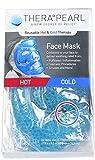 TheraPearl - Bandage de poignet réutilisable chaud et froid avec des perles de...