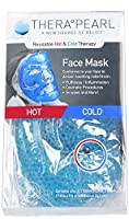 TheraPearl Face Mask Hot/Cold Pack by Therapearl