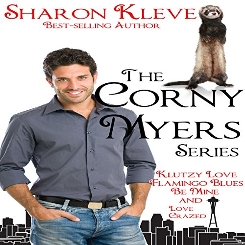 Couverture de The Corny Myers Series