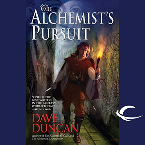 The Alchemist's Pursuit Titelbild