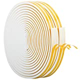 Door Weather Stripping,Insulation Seal Strip for Doors and...