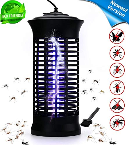 Bug Zapper Insect Killer Fly Trap - Indoor & Outdoor - Mosquito Trap Insect Zapper - Fly Zapper...