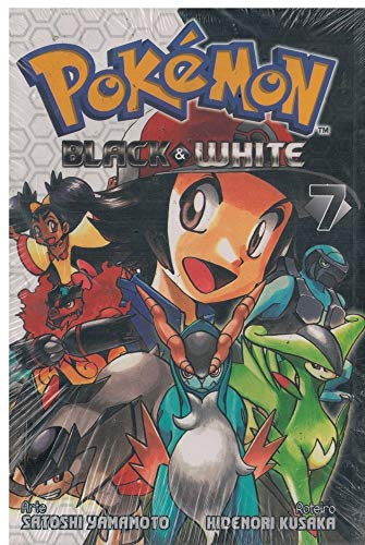 Pokemon Black & White Volume 7