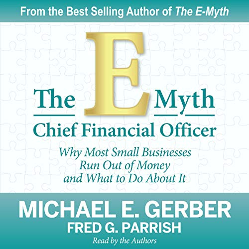 The E-Myth Chief Financial Officer cover art