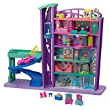 Polly Pocket Pollyville Mega Mall Super Pack (Amazon Exclusive)
