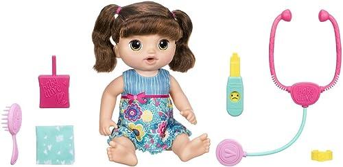 Unbekannt Baby Alive Verw t und pÃlege brünett, Mehrfarbig (Hasbro c0958105)
