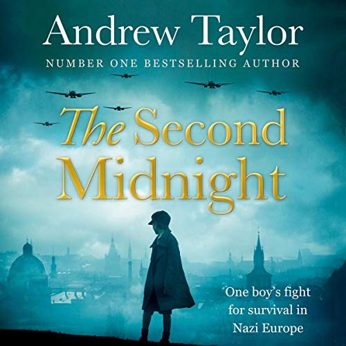 The Second Midnight audiobook cover art
