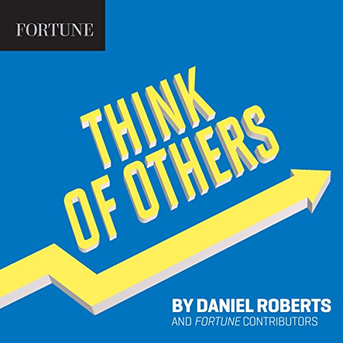 Think of Others audiobook cover art