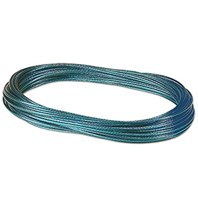 Hinspergers Above Ground Swimming Pool Winter Cover Cable Wire - 100 Foot