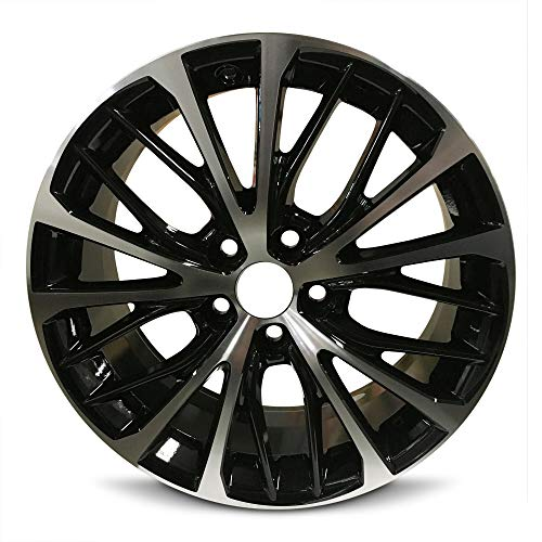 Road Ready Replacement for Aluminum Alloy Wheel Rim 18 inch Fits 2018-2020 Toyota Camry 5 Lug 114.3mm
