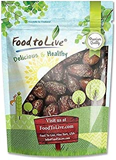 Food to Live Los dátiles de Medjool - 453 gramos