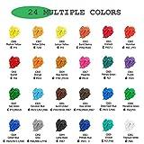 Immagine 1 24 tubetti colori acrilici per