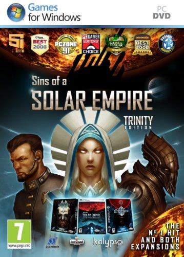 Sins of a Solar Empire - Trinity Edition (PC DVD)