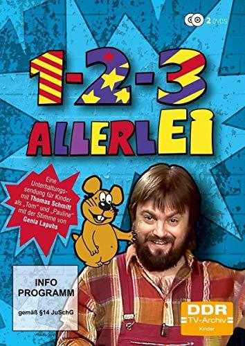 1-2-3 Allerlei [2 DVDs]