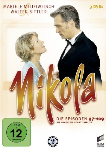Nikola - Die komplette neunte Staffel (Episoden 97-109) [3 DVDs]