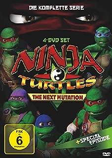 Ninja Turtles - The Next Mutation: Die komplette Serie [Alemania]