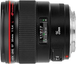 Canon EF 35mm f/1.4L USM - Objetivo para Canon (Distancia Focal Fija 35mm, Apertura f/1.4-22, diámetro: 72mm) Negro (B00005KHS3) | Amazon price tracker / tracking, Amazon price history charts, Amazon price watches, Amazon price drop alerts
