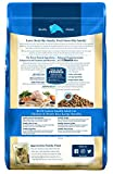 Blue Buffalo Indoor Health Natural Adult Dry Cat Food, Chicken & Brown Rice 15-lb (800182)
