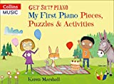 Get Set! Piano – My First Piano Pieces, Puzzles & Activities