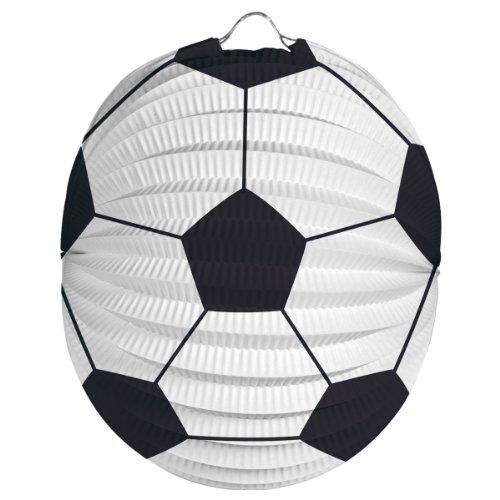cama24com Fußball Laterne Fußballparty Lampion Laternenumzug