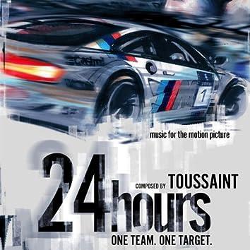 24hours - One Team.One Target. Original Soundtrack