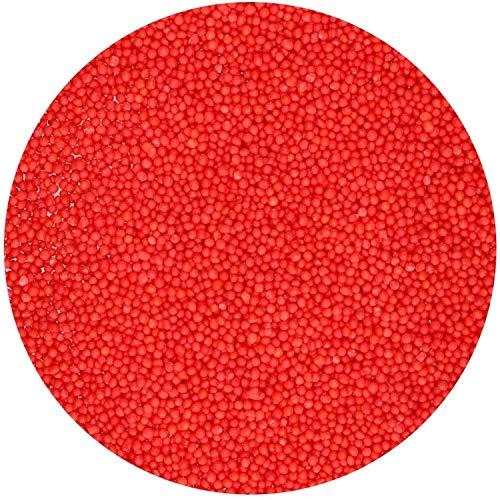 FunCakes Nonpareils -Rot- 80 g