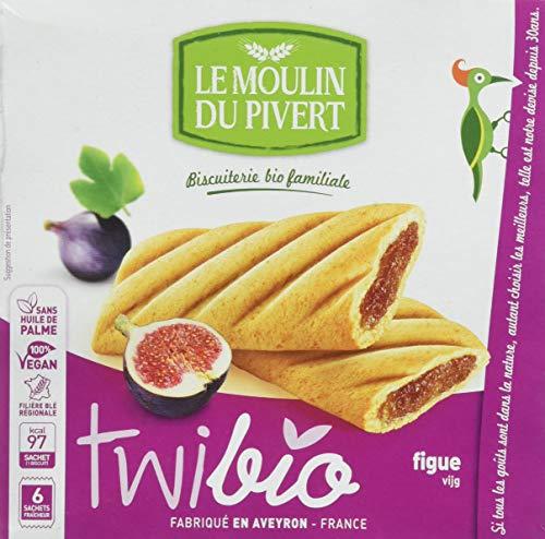 Moulin Pivert Twibio Fourré à la Figue 150 g