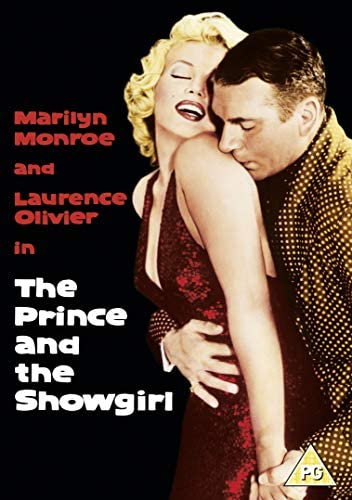 Prince and The Showgirl DVD 2020 product image
