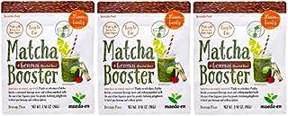 Maeda-en Matcha Booster Genmai 2.82oz (Pack of 3)