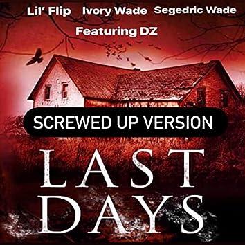 Last Days (feat. DZ)