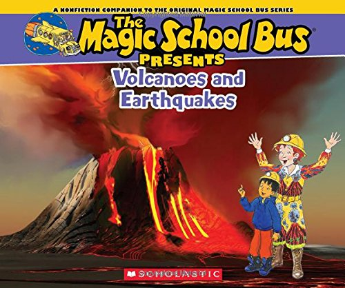 Compare Textbook Prices for The Magic School Bus Presents: Volcanoes & Earthquakes: A Nonfiction Companion to the Original Magic School Bus Series  ISBN 9780545685849 by Jackson, Tom,Bracken, Carolyn,Bracken, Carolyn