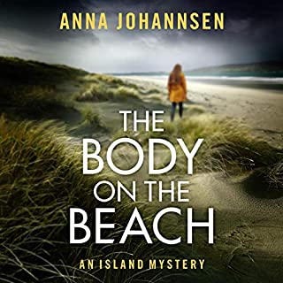 The Body on the Beach cover art