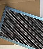 Filtro de carbón activo para campana Falmec NRS 117854 Orizon/Lumina