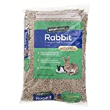 Small World Rabbit Feed for All Rabbits | Provides Complete Nutrition | 10lbs
