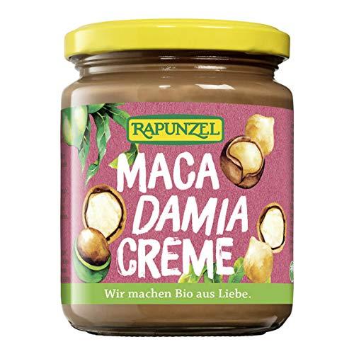 Rapunzel Bio Macadamia Creme (6 x 250 gr)