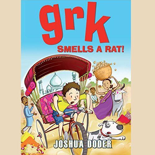 Grk Smells a Rat! audiobook cover art