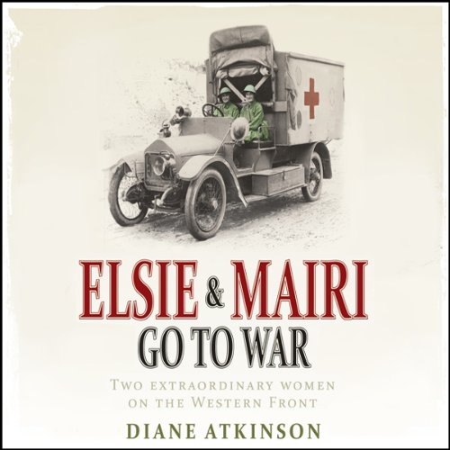 Elsie and Mairi Go to War cover art