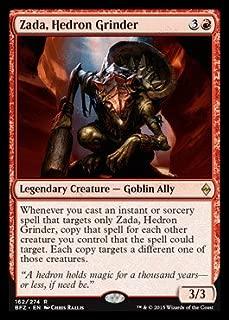 Magic: the Gathering - Zada, Hedron Grinder (162/274) - Battle for Zendikar