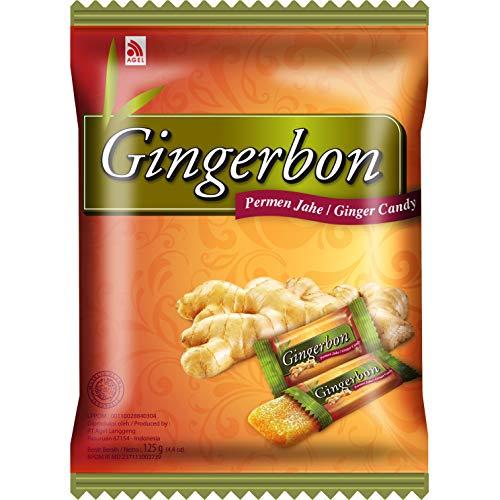 Gingerbon Gember Snoepjes 120.00 g