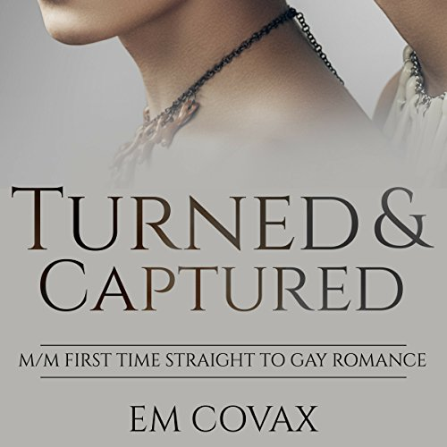 Turned and Captured audiobook cover art