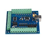 4軸 CNCコントローラ CNC USBカードブレイクアウトボード CNC USBのモーションコントロールカード Mach3 4の軸線100KHz
