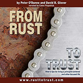 From Rust to Trust audiobook cover art