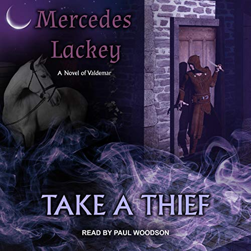Take a Thief audiobook cover art