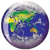Brunswick Bowling Products World Viz-A-Ball Bowling Ball 6Lbs,