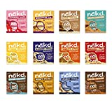 Nakd Mixed Case Selections (12 Flavours, 48 Bars)