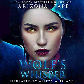 Wolf's Whisper (A Paranormal Lesbian Romance) cover art