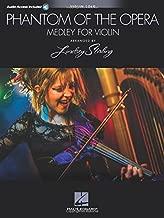 Phantom of the Opera: Lindsey Stirling Medley: Book with Original Audio Backing Tracks