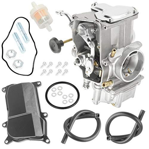 Caltric compatible with Carburetor Yamaha Warrior 350 Yfm350 Yfm-350 1999-2004